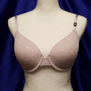 Victoria's Secret 36-C Cotton T-shirt Demi Bra